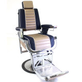 Unique Upholstery Design Salon Barber Chair Contrast Colors Chair