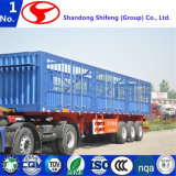 3 Axle Stake Cargo Semi Trailer for Sale