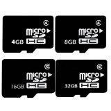 Real Capacity8GB Micro SD Card 1GB 2GB 4GB Mini SD Card & TF Card 16GB Class10