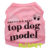 Factory Direct Supply Pet Product Dog Wear Vest