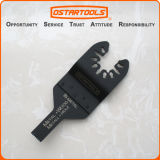 10mm (3/8′′) Standard Bi-Metal Oscillating Tool Blade with Quick-Fit Arbor