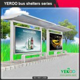 Advertising Outdoor Furniture Design/Bus Stop Shelter
