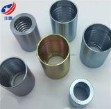 High Quality Carbon Steel Hydraulic Hose Ferrule 00110 00210 03310 00400 Ferrule Sleeve