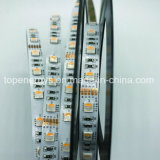 High Quanitity Programmable RGBW LED Strip Light 5050 120 LED Pixel Strip RGB