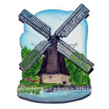 Dutch Netherland Souvenir Gifts of Windmill Fridge Magnet