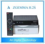 Zgemma H. 2s Twin Tuner HD DVB S2&S Fast Running Chipset with IPTV