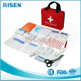 101 Pieces Portable Personal First Aid Kit with FDA Approved