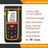 Handheld Laser Distance Meter 80m Laser Diastimeter