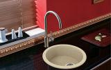 Round Hot Selling Quartz Kitchen Sink