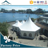FOB Guangzhou Price 12m Diameter Movable Display Mixed Marquee for Outdoor Event