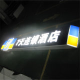 Outdoor Strong Huge Size Advertising Anti-Wind 3D Exterior Advertising Box