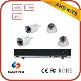4CH 720p Ahd DVR Kit CCTV System