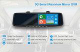 Jc6003G Rearview Mirror DVR Rear Camera for Truckpeak Rear View Camerain Car Video