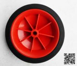 Luggage Trolley Rubber Caster