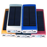 2014 High Capacity Dual USB Output 5300-20000mAh Solar Power Banks
