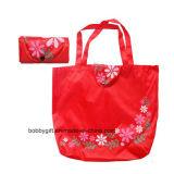 Hot Sale Custom Convenient Folding Shopping Bag for Woman