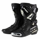 Motorcycle Riding Boots Motocross off-Road Racing Shoes MID-Calf Boots (AKCC1)