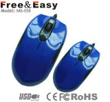 Cheapest Factory Wholesale 3D Optical Wired Mouse