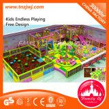 fashion Candy Theme Maze Kids Indoor Playground Equipment