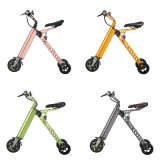 Factory Supply Outdoor Three Wheels Foldable Electric Tricycle