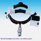 Medical Surgical Rechargeable Battery LED Headlight Headlamp