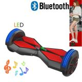 Bluetooth Speaker Remote Control Smart Electric Scooter Hover Board Self-Balancing