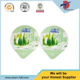 Aluminium Foil Lid for PVC Cup