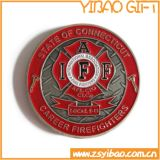 Factory Price Metal Challenge Coin for Souvenir (YB-c-051)