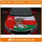 Custom Design Car Flag/Car Engine Hood Cover