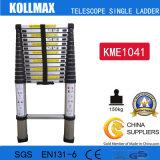 Magic Aluminum Telescopic Single Ladder with En131 CE GS Kme1041