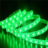 Epistar Green color optional SMD5050 Flexible LED Strip Light