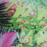 Oxford 210d Diamond Ripstop Printed Polyester Fabric with PVC (XQ-585)