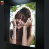 Advertising LED Display Light Box with Fabric Graphic