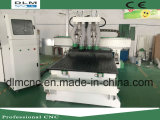 Four Spindles CNC Woodworking Router