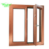 Nice Design Aluminum Wood Window for Villa