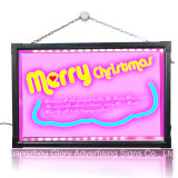 Christmas LED Display Writing Board LED Display Board