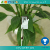 13.56MHz Smart Tag Anti-Metal RFID Label with Smartphone