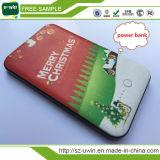Promotional Gift Portable Mobile Power Bank for Christmas