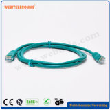 CCA Conductor, Colorful UTP Cat5e Patch Cord