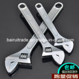 10 FT Forged Plated Adjustable Wrench for China