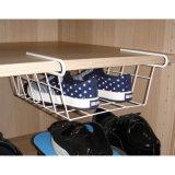 Under Shelf Wire Shoes Organizer (LJ5018)