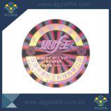 Comprehensive Security Laser Hologram Sticker Anti-Fake Label