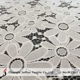 Sunflower High End Jacquard Lace Fabric (M1382)