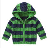 Manufacturer Fashion Design Kids Knitwear Sweater Cardigan