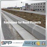 Honed Natural Stone/Granite Kerbstone for Roads/Driving Way