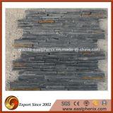 Natural Black Quartzite/Limestone Tile for Wall Decoration