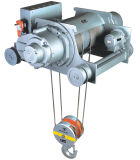 Hitachi Size Electric Wire Rope Lifting Hoist
