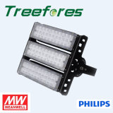 Philips 3030 150W 15000lm LED Flood Light Meanwell Tunnel Lamp