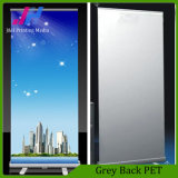 Grey Back Pet Film for X-Stand / Banenr Stands