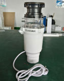 390W DC Motor Food Waste Disposer with Transparent Feed Mouth